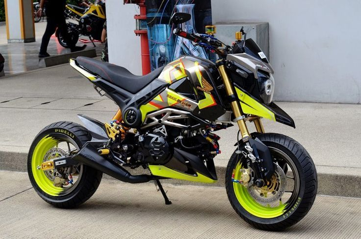 Image Result For Yamaha Similar To Honda Grom