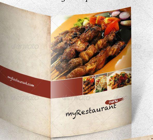 23 Creative Restaurant Menu Templates (PSD & InDesign ...