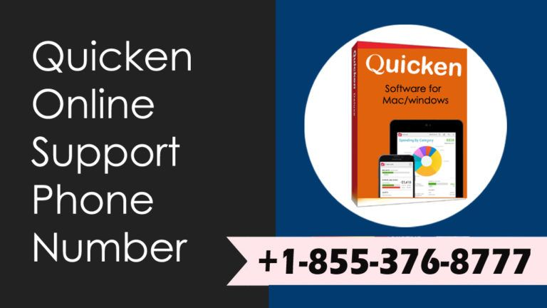 Any Problem In Quicken Software dial Quicken Support Phone Number 1-855-376-8777 get instant