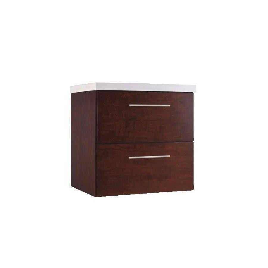 Shop Style Selections Entourage Mink Integral Single Sink Bathroom Alluring Shop Bathroom Vanities Inspiration Design