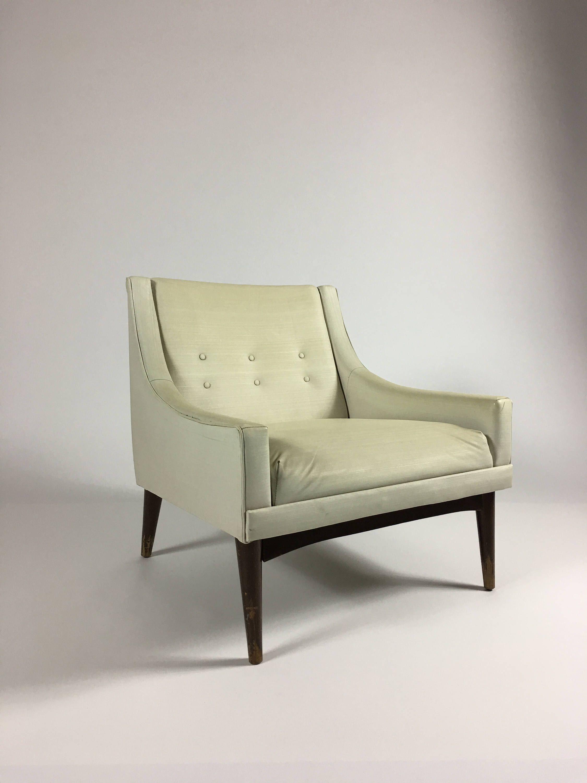 Vintage Armchair Mid Century Modern Chair Modern Armchair Retro