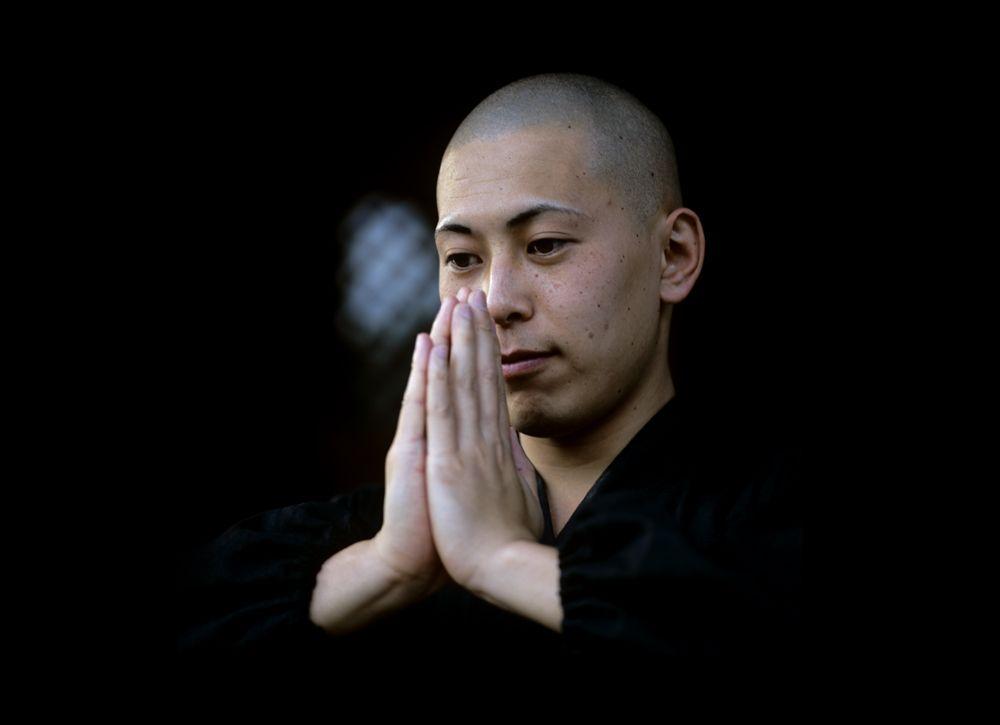Gassho ~ Before Meditation
