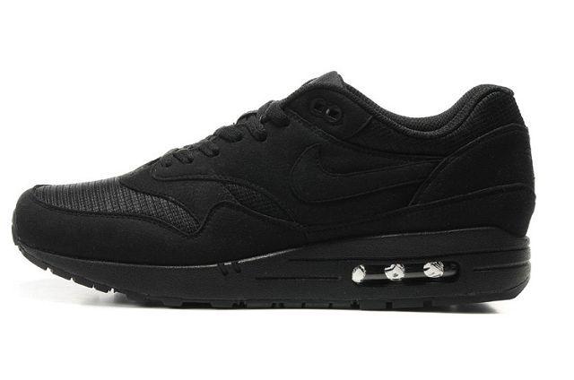 Nike Air Max 1 Men's Black/Black