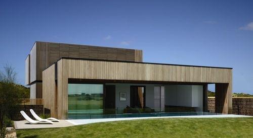 Maison Bois Contemporaine Par Wolveridge Architects U2013 Torquay U2013 Australie |  Construire Tendance