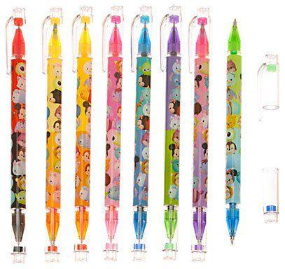 Pin for Later: Last-Minute Disney Holiday Gear Your Kids Will Absolutely Love Disney Gel Pen Set Disney Gel Pen Set ($15)