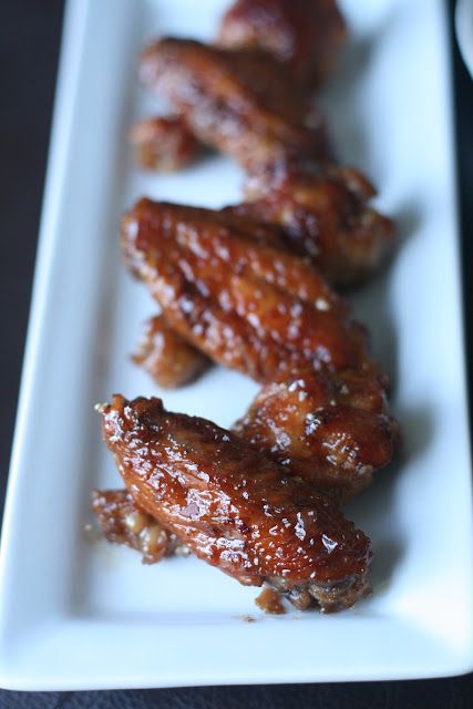 Week Of Menus: Korean Twice Cooked Chicken Wings: Understanding My Child
