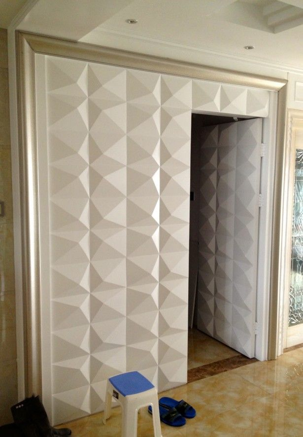 The right kind of paneling makes a real difference when for Secret door design ideas