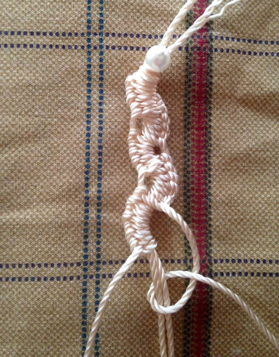 Macrame Two Sided Spiral Braid Plus Many Other Macrame
