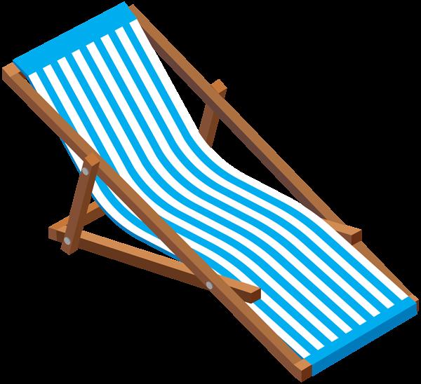 Transparent Beach Lounge Chair Clip Art Image Beach