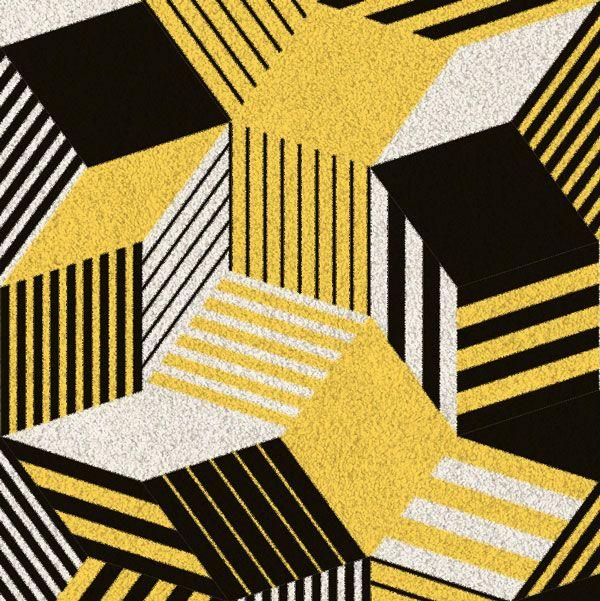 Tapis En Coton Motifs Graphiques Multicolores 60x100 Tapis Coton Tapis Tapis Chambre