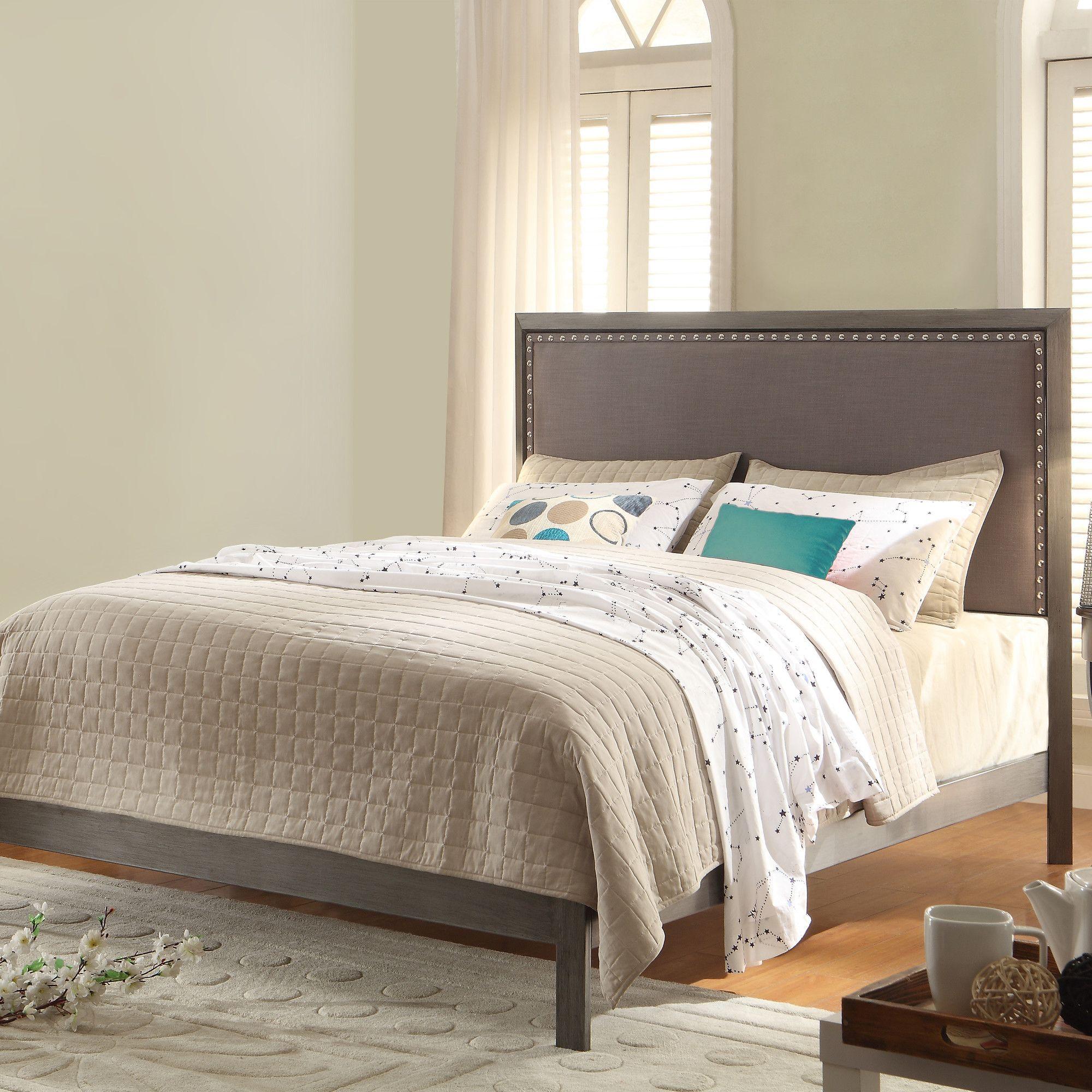 normandy upholstered platform bed normandy and platform beds
