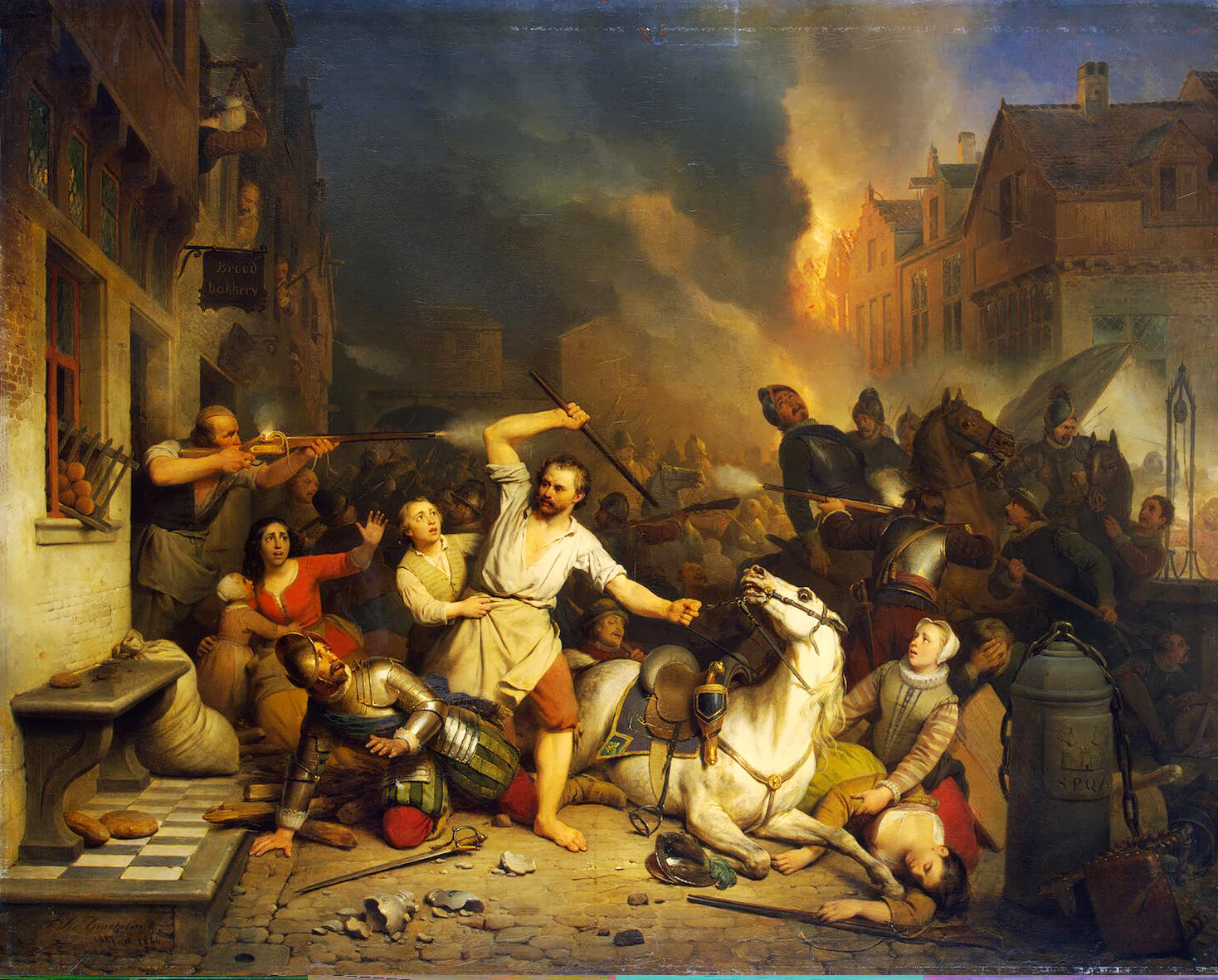French Revolution Paintings French revolution painting ...