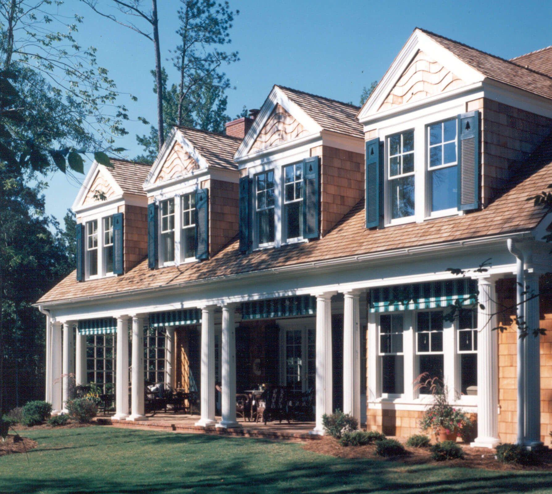 Life magazine dream house plans for Dream home designs