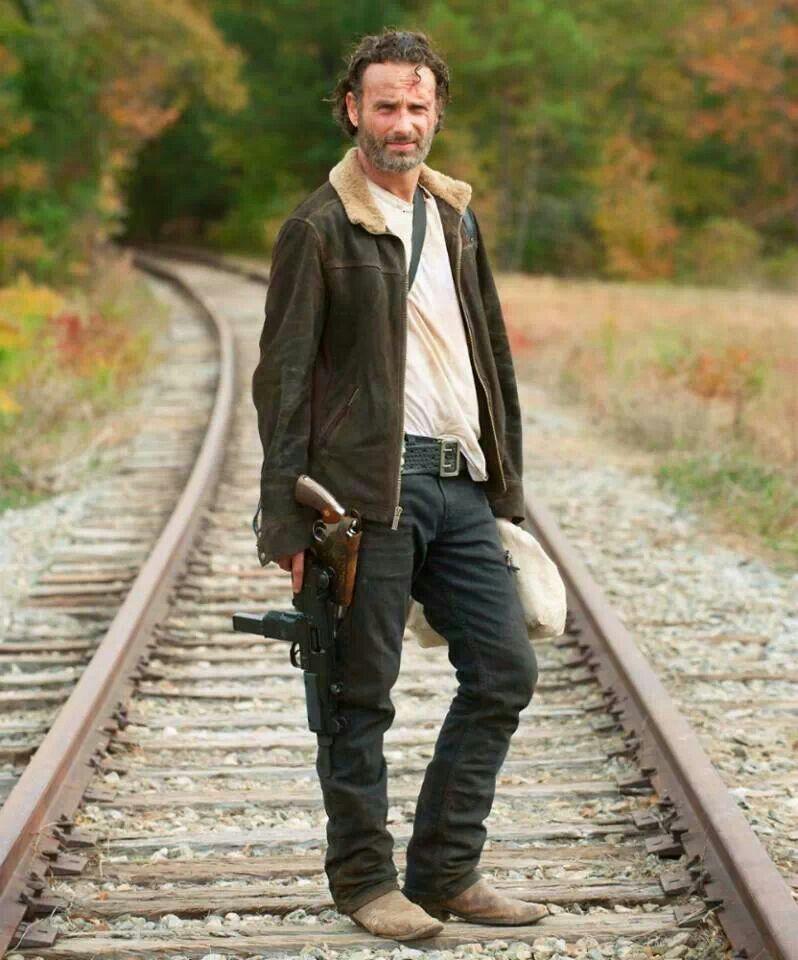 Rick: end of season 4