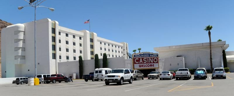 Railroad Pass Hotel Casino 2800 South Boulder Highway