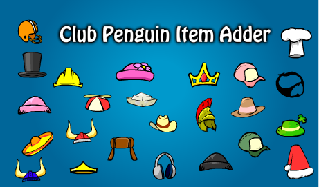 club penguin rewritten item adder