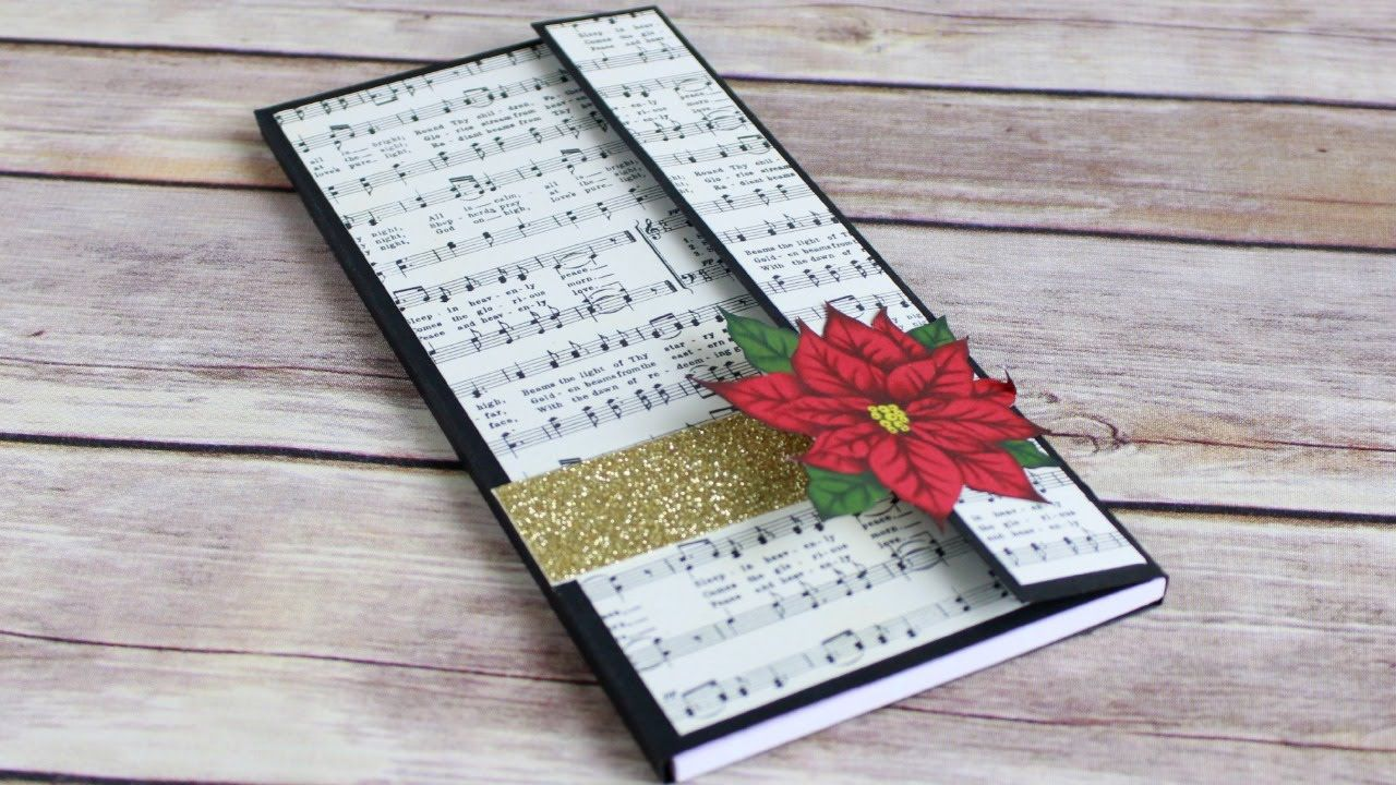 12 Days of Christmas Series Day 11: Christmas Notepad Holder