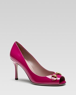Gucci Jolene Mid Heel Pump Bloomingdale's