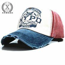 fb92c4edff2bd Marca al por mayor caliente casquillo gorra de béisbol equipada sombrero  Casual cap gorras 5 panel hip hop snapback sombreros lavado cap para  hombres ...