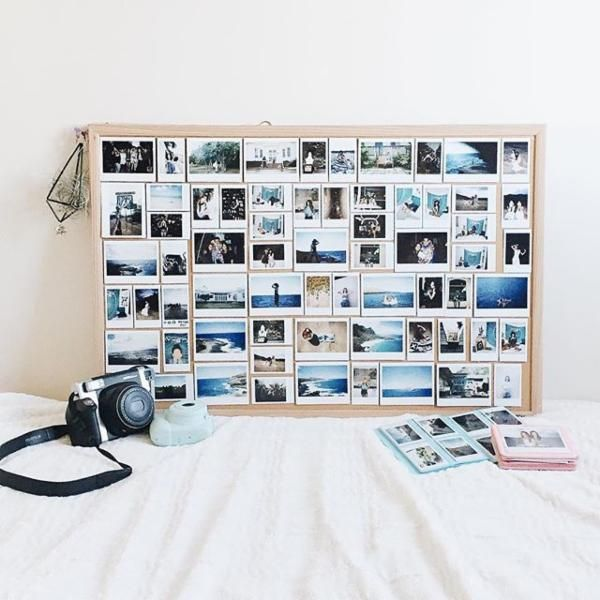 Polaroid Wall Ideas Urban Outfitters