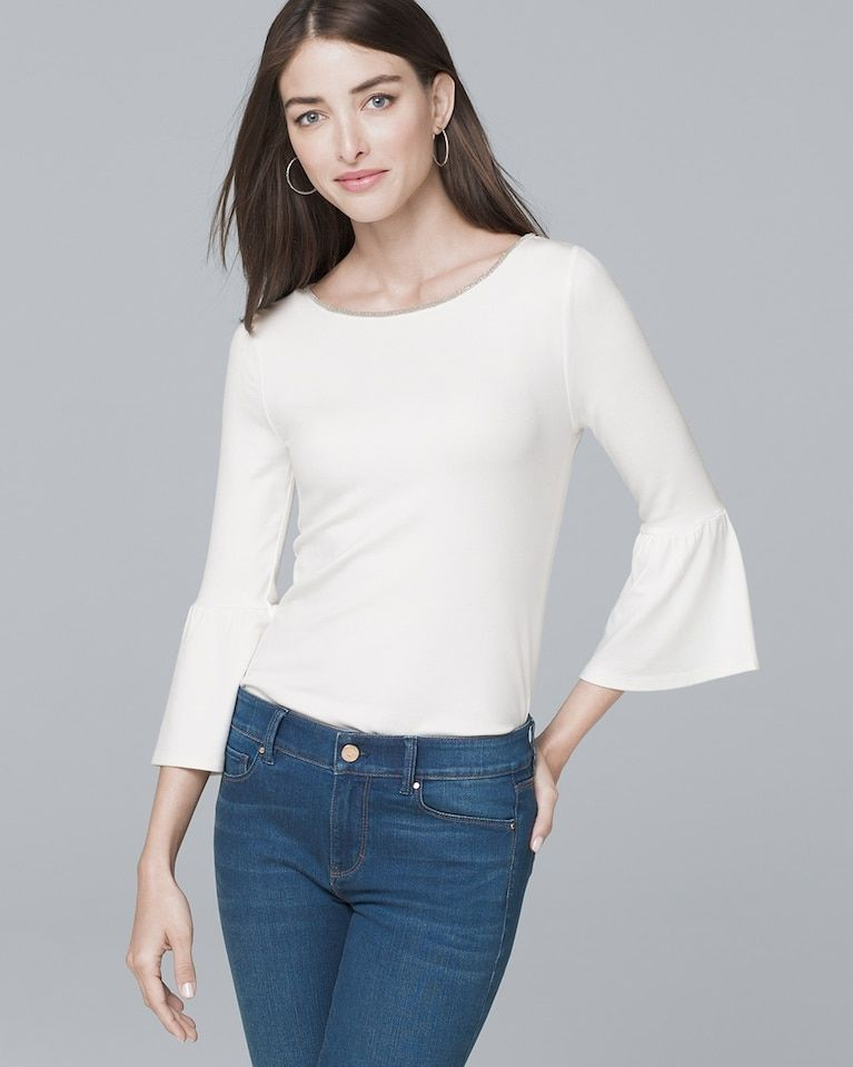 b6aad96d Shop Tops For Women - Blouses, Shirts, Camis, Knits, Tees & More - White  House Black Market