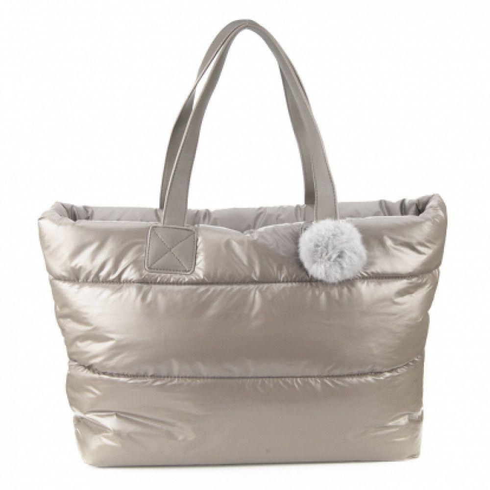 Bolso Shopper acolchado | Bolso shopper, Bolsos, Bolsos de mujer
