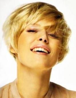 Unstructured Short Hair Short Hair Styles Hair Styles Short Choppy Haircuts