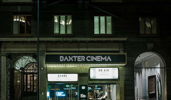 Baxter Cinema - Must-do à Milan