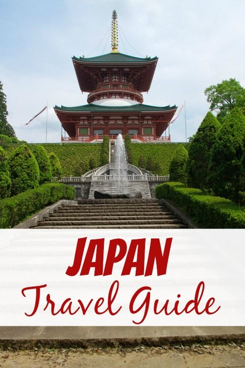 Who wants to go to Japan? Travel tips inside!
