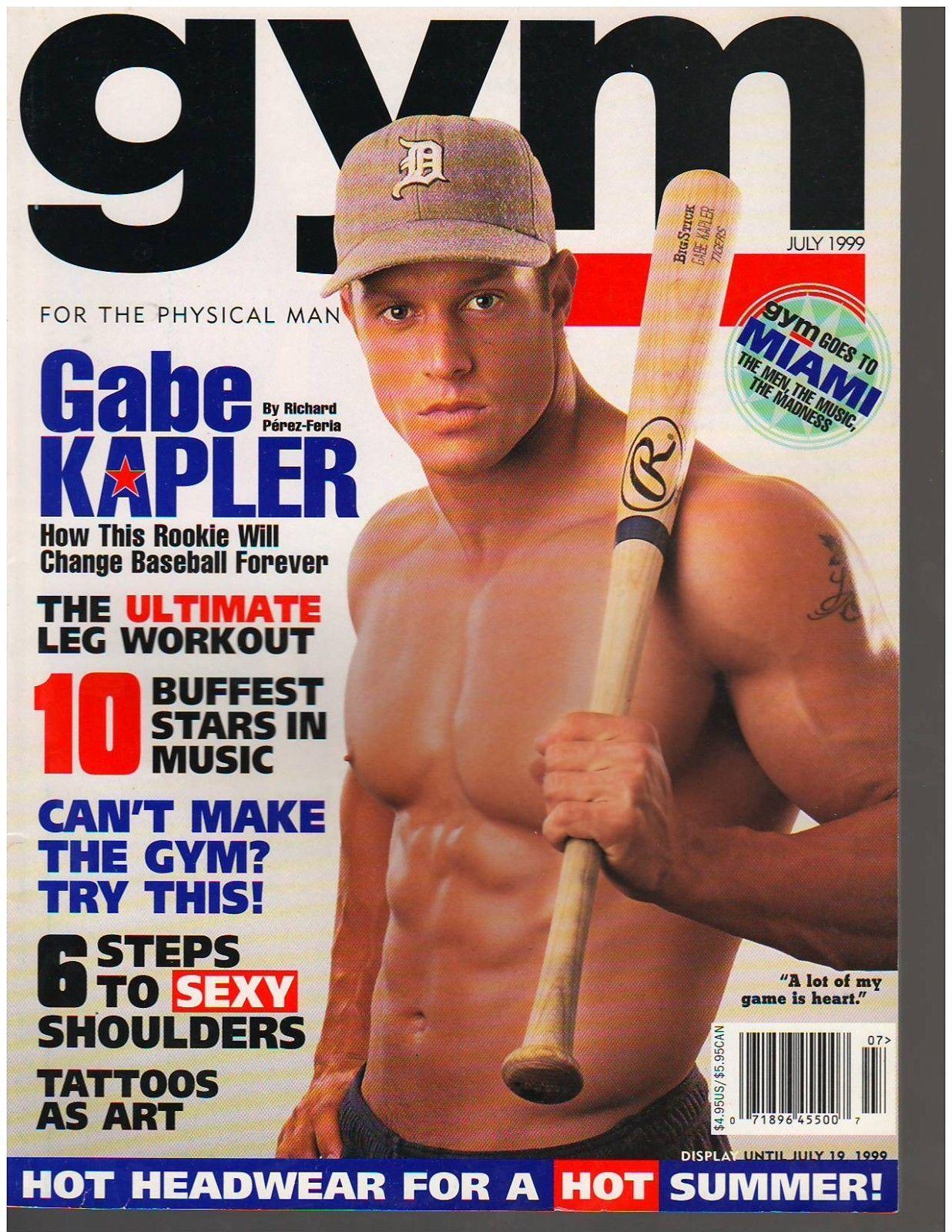 Gabe Kapler Hair