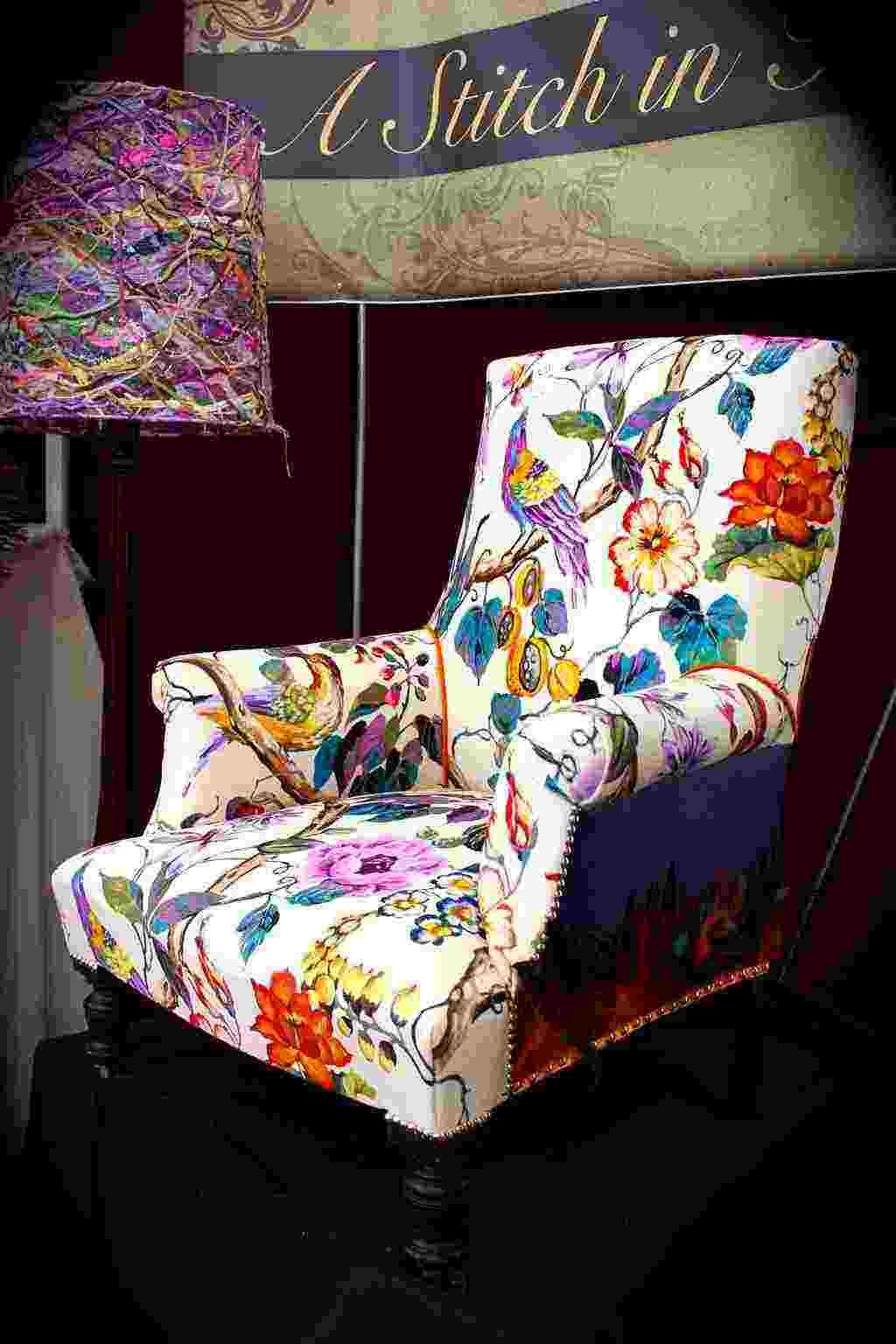 We Love This Use Of Our Mauritius Digitally Printed Fabric