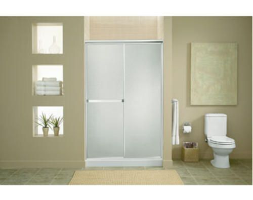 Sterling Standard By Pass Shower Door At Menards Shower Doors