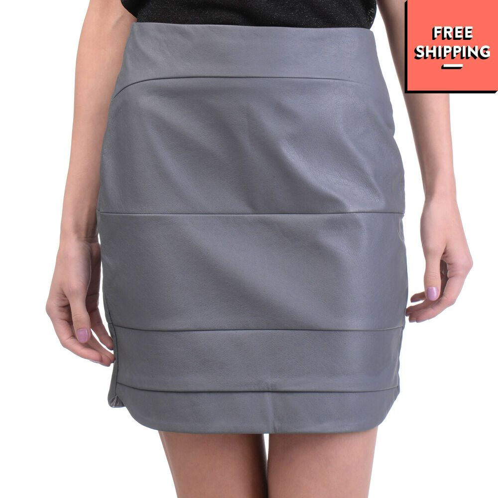 d31dad3d17 ANNARITA N Mini Bonded Pencil Skirt Size 42 / S PU Leather Cracked Made in  Italy #fashion #clothing #shoes #accessories #womensclothing #skirts (ebay  link)