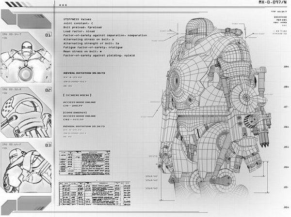 Iron Monger blueprint Marvelu0027s Iron Man Pinterest Iron, Marvel - copy blueprint start animation