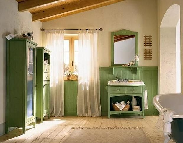 country bathrooms | So many decisions to be made (and money to save). I'll keep you posted ...