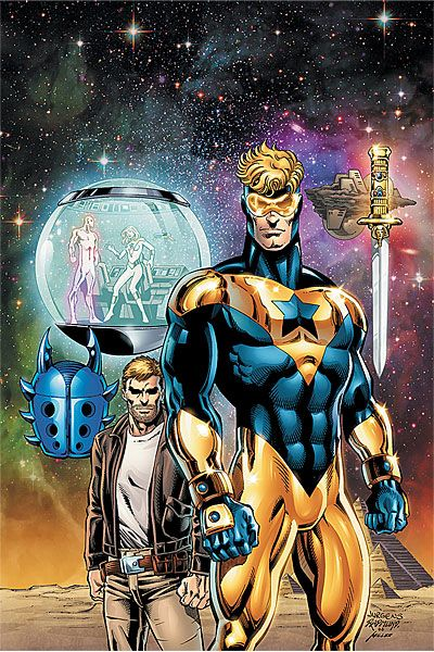Booster Gold -- The Greatest Hero You've Never Heard Of!