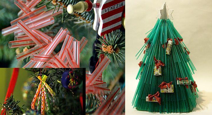 Ideas para reciclar pajitas de colores reciclado pajas - Colores para reciclar ...