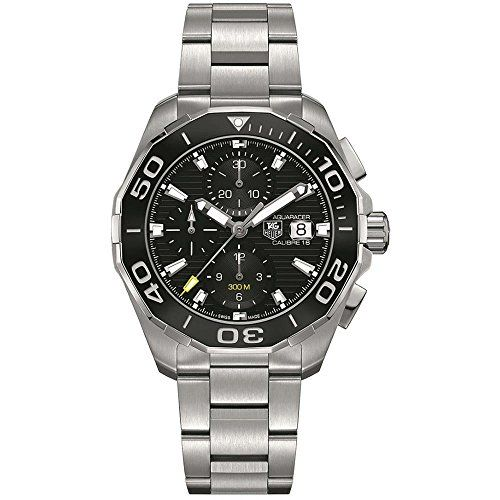 TAG Heuer Men's CAY211A.BA0927 Aquaracr Analog Display Swiss Automatic Silver Watch https://www.carrywatches.com/product/tag-heuer-mens-cay211a-ba0927-aquaracr-analog-display-swiss-automatic-silver-watch/  #automaticwatch #chronograph #men #menswatches #tagheuer #tagheuerwatch #tagheuerwatches - More TAG Heuer mens watches at https://www.carrywatches.com/shop/wrist-watches-men/tag-heuer-watches-for-men/