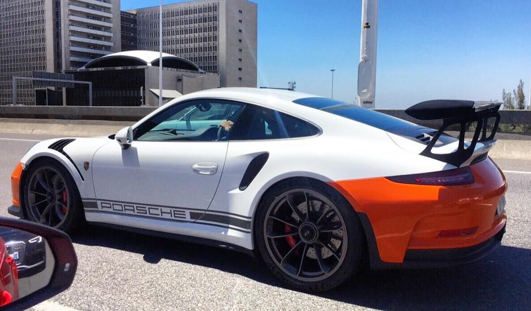 Very Well Known Gt3 Rs Spotted In Cape Town By Rid1saber Exoticspotsa Zero2turbo Southafrica Porsche 991 Gt3rs Sharkw Porsche Sports Cars South Africa