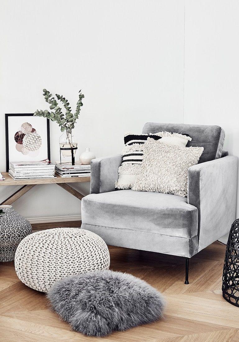 Perfekt FLUENTE Family   So Vielseitig Ist Der Blogger Liebling! Der Angesagte Samt  Sessel