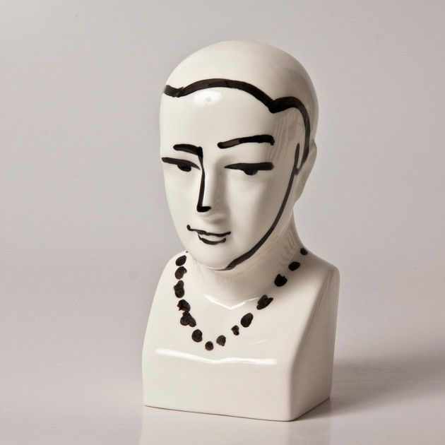 The Phrenology Vase - Chandler House, South Africa Africandy