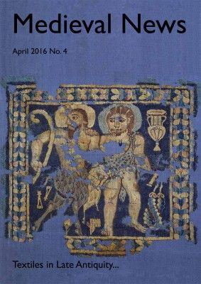 Medieval News 2016 April Cover