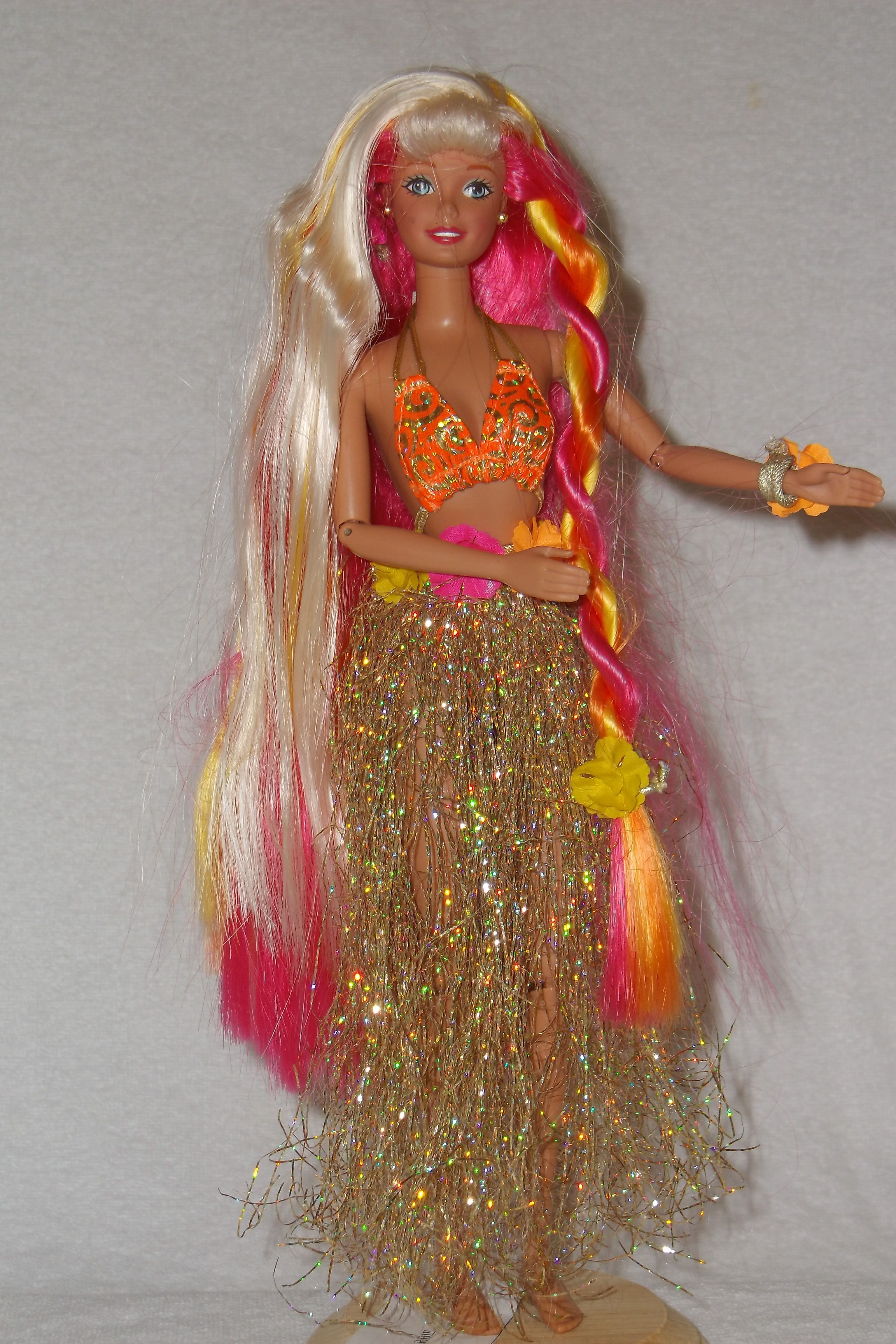 Find great deals on ebay for barbie hair extensions doll barbie light - 1996 Hula Hair Barbie My All Time Favorite Barbie This Is The One That