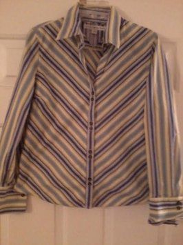 13f96ff9 Multicolor Button-down Top   Tommy hilfiger