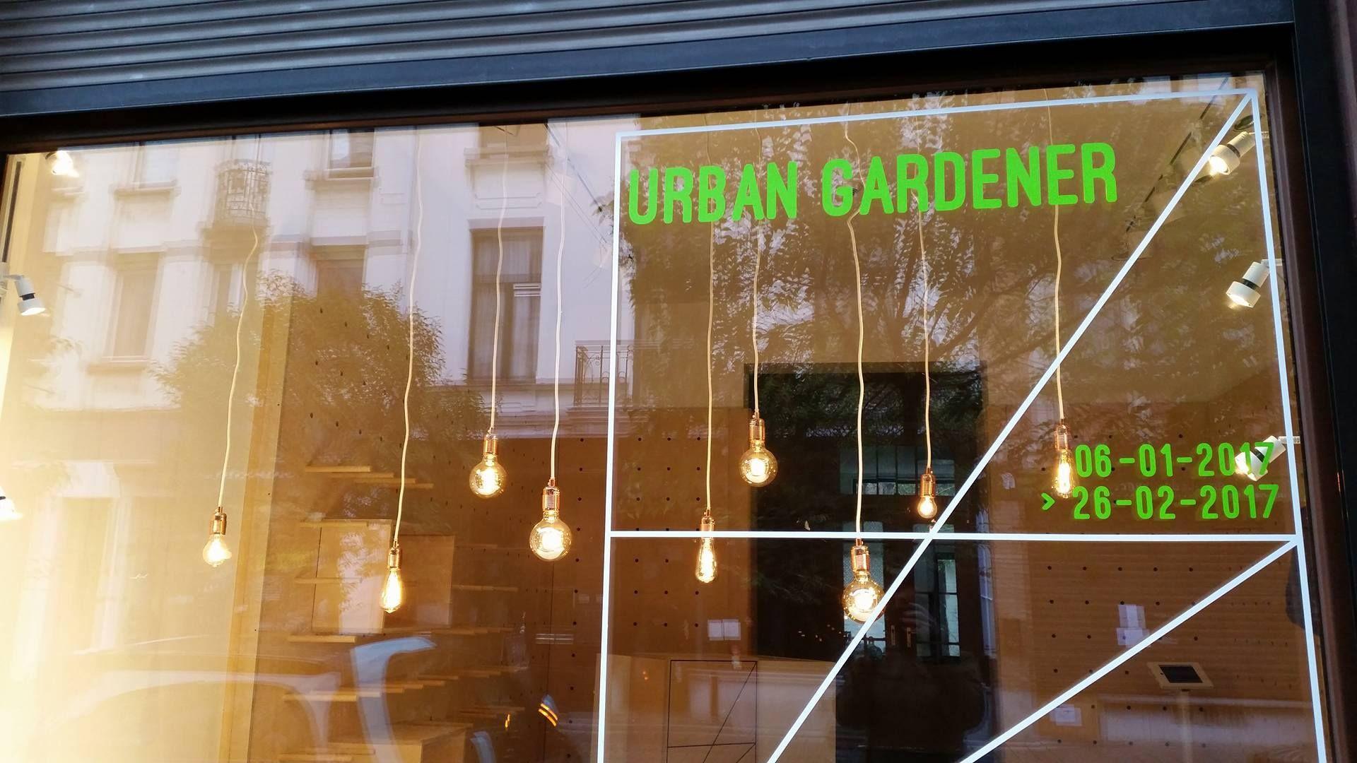 Urban Gardener - Brussels - 331 Chaussée de Wavre, 1040 ETTERBEEK (L ...