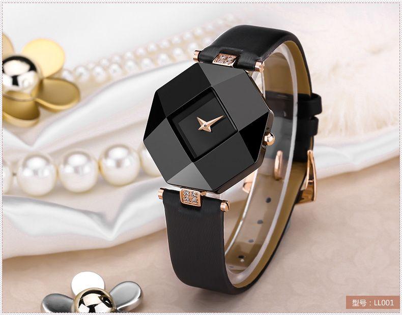 Aliexpress.com  Compre Top marca de luxo relógio de cristal lidar cerâmica  relógios sapphire 389d029840