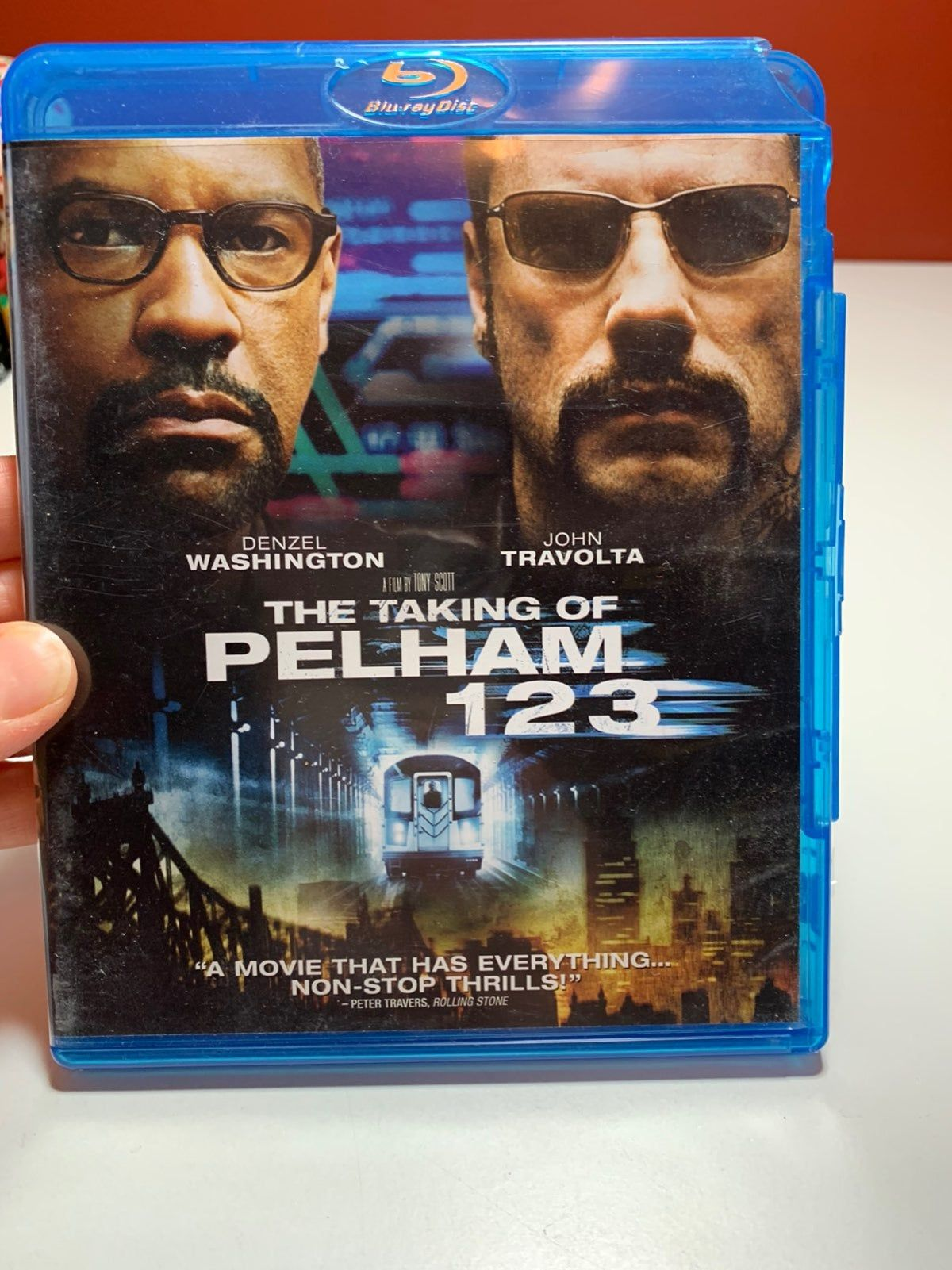 The Taking Of Pelham 123 Movie Blu Ray In 2020 Movies Blu Blu Ray