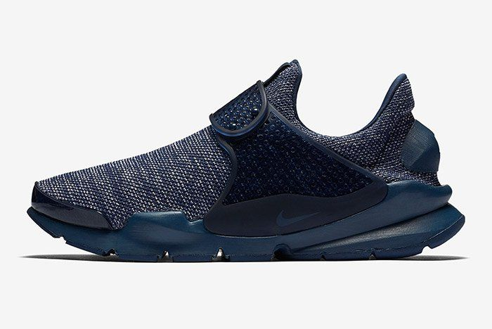 quality design 7325a 1a29a Nike Sock Dart Breathe (Midnight Navy) | Sneakers | Sock ...