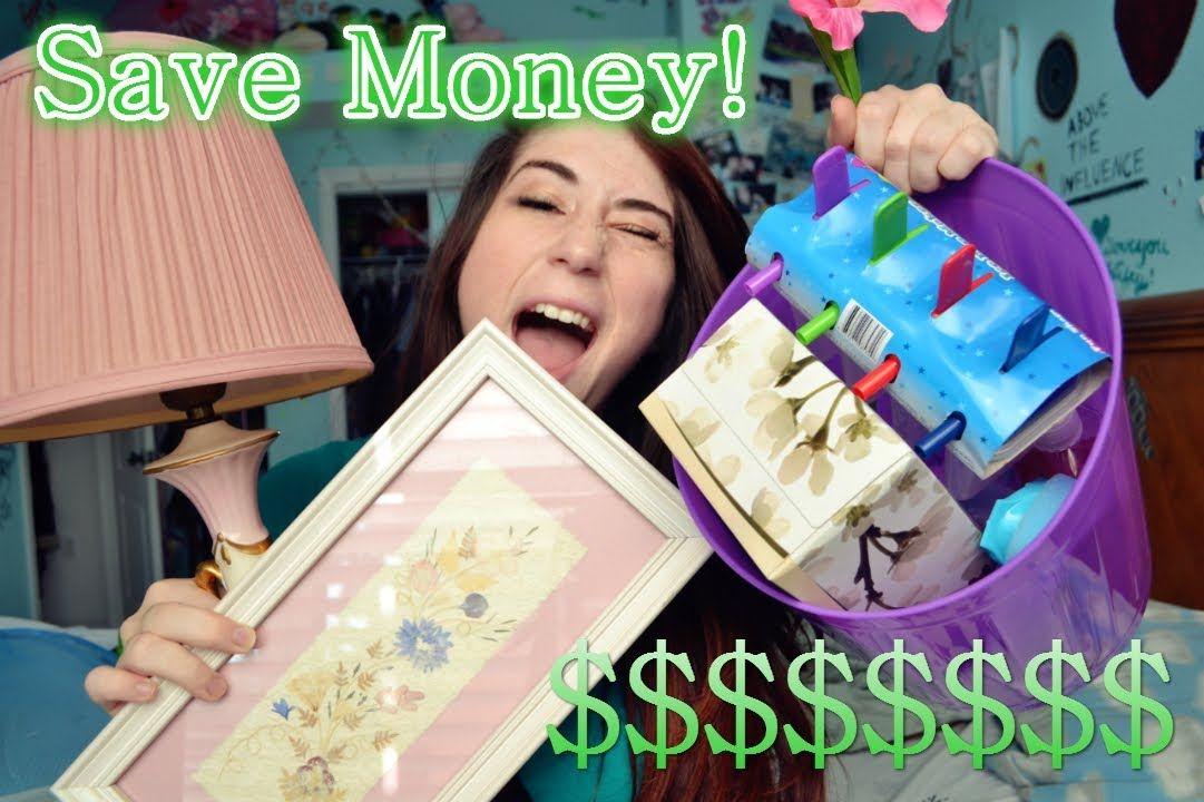 Dorm Haul - SAVING MONEY EDITION
