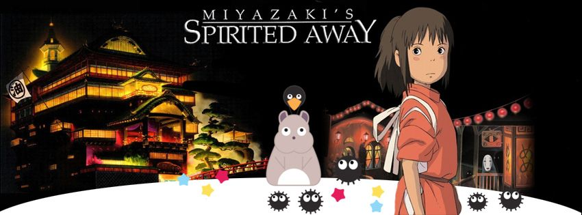 Spirited Away Facebook Covers Spirited Away Fb Covers Spirited Away Facebook Timeline Covers Facebook Timeline Covers Facebook Cover Images Timeline Covers
